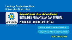 IPEPA Universitas Budi Luhur